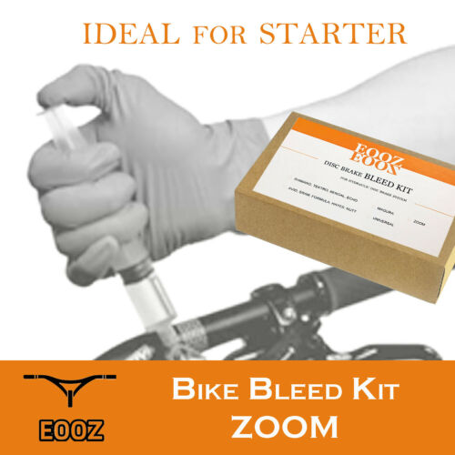 EOOZ Bicycle Hydraulic Disc Brake Bleed Kit tool for MTB Bike ZOOM HB100 HB875
