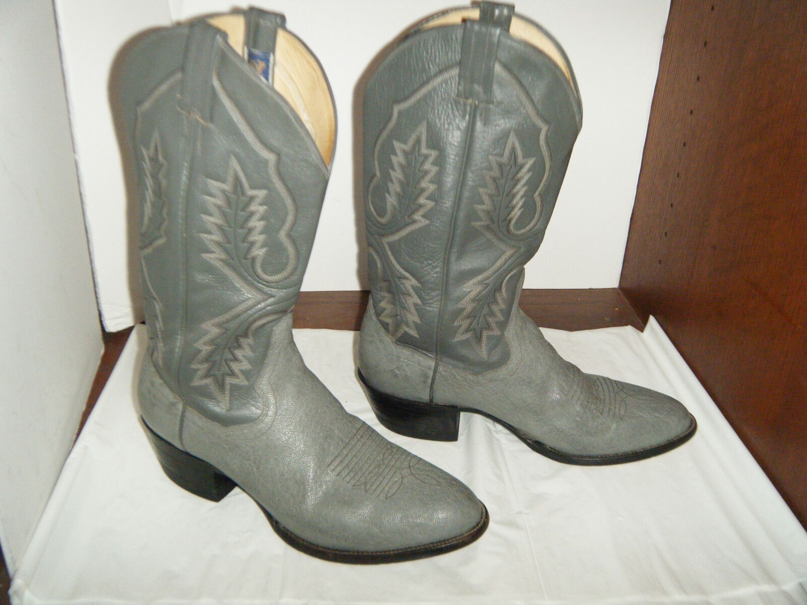 PANHANDLE SLIM  Cowboy men Size 7.5 D US (Made in Mexico)
