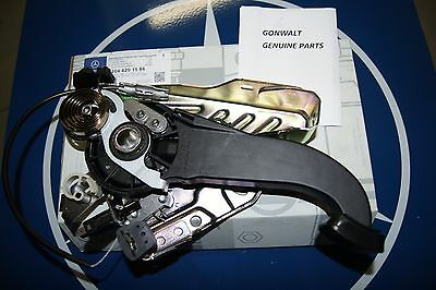 OEM PART# 2044201584 MERCEDES C CLS E GLK CLASS FOOT PARKING BRAKE CONTROL