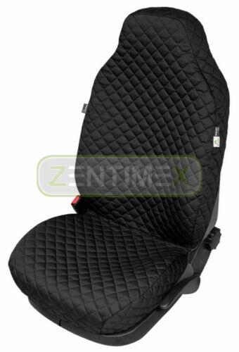 Funda del asiento klimatisierend negro para mercedes clase s w126 parte trasera escalonada Limousine