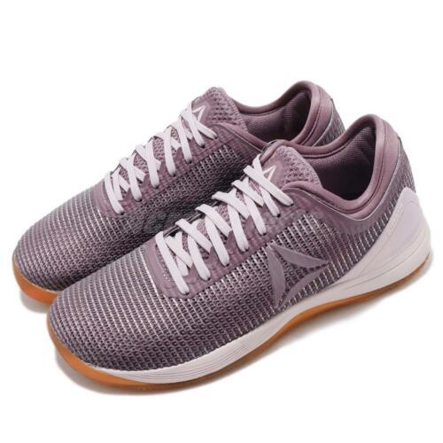 Reebok R Crossfit Nano 8.0 Lilac Orchid Violet Gum Women Training Shoes DV5334