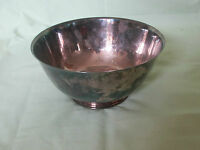 """""""Sons of Liberty"""" by Paul Revere (Oneida Silversmiths) Silver Plated 8"""" Bowl"""