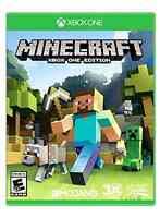 Minecraft Xbox One Edition Video Game Kids Creative Adventure Play Free Ship