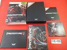 Prototype 2 Blackwatch Collector's Edition [Complete CIB] (Xbox 360)