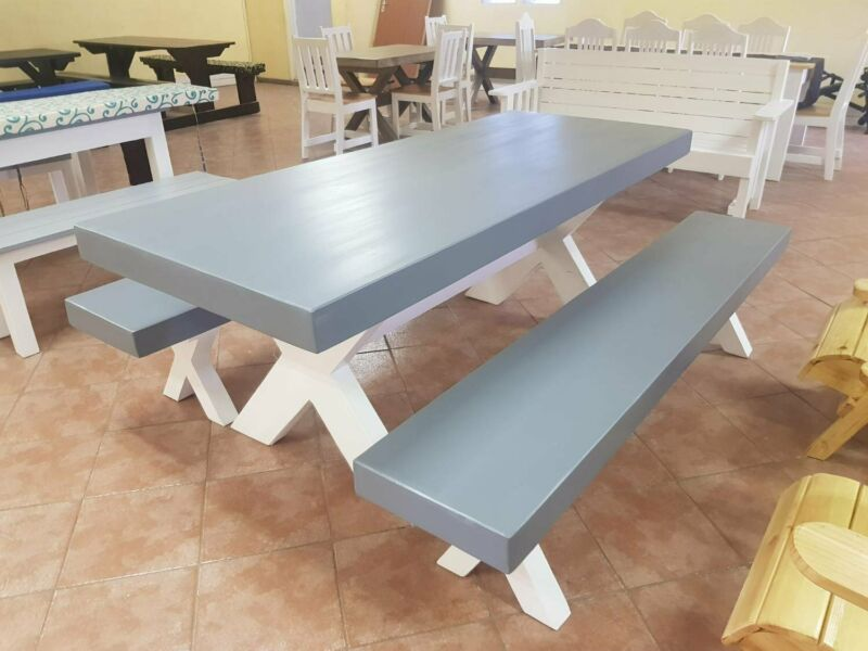 Wooden Indoors &Outdoors Table Sets