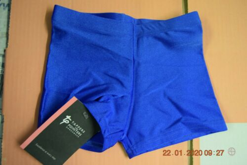 hotpants all sizes Royal blue lycra t/&p hipster micro shorts