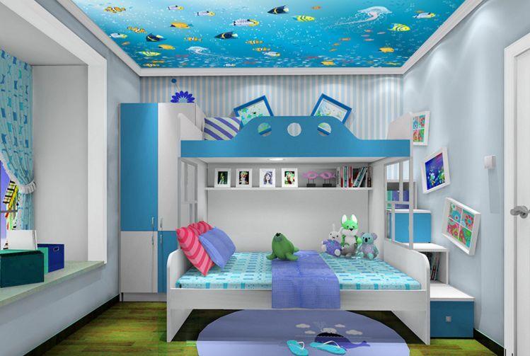 3D Lovely Sea World WallPaper Murals Wall Print Decal Deco AJ WALLPAPER GB