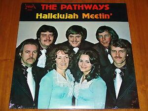 THE-PATHWAYS-HALLELUJAH-MEETIN-039-ULTRA-RARE-SEALED-LP
