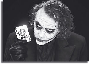 The Joker Old /& New Poster Set A4 A3 A2 A1 Sets Available