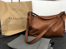 652064f36e7 Genuine AllSaints large sienna tote Kita bag soft leather new with tags  Dust bag