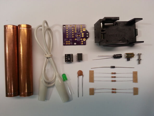 Hulda Clark Zapper Kit- 30khz