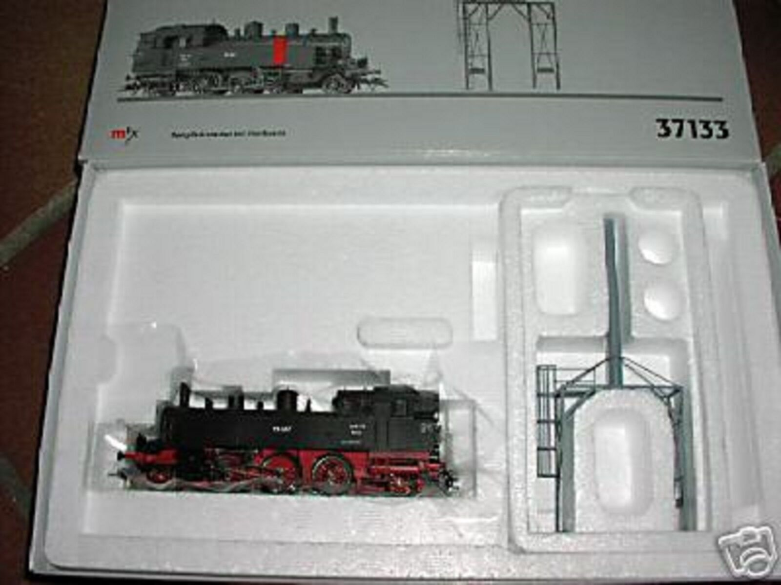 LOCO Märklin 37133 BR 75 MFX DIGITAL SPECIAL PRICE