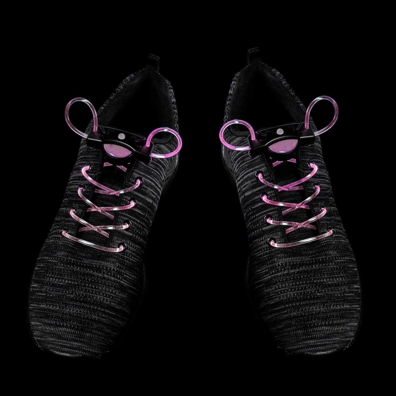 LED Flash Luminous Light Up Glow Strap Shoelace Shoe Laces Party Disco Props GA