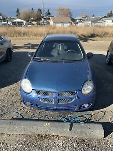 2003 Dodge SX 2.0 Base