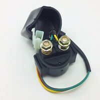 Starter Solenoid Relay For Scooter With Gy6 150cc Or Qmb139 50cc Motors