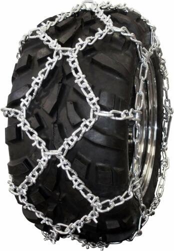 Wallingfords Diamond V-Bar 26-12.00-12 ATV Tire Chains
