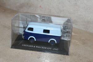 CHENARD-amp-WALCKER-CPV-annee-modele-1947-1-43-Altaya-Ixo-1947