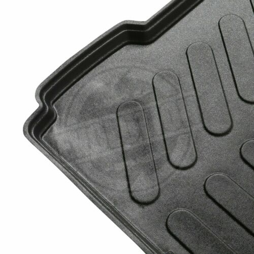 Renault Clio 2012-2019 3D TAPIS DE COFFRE SUR MESURE Ajusté Tapis Protecteur