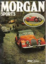 Morgan Sports Autocar Special 1910-1975 3 & 4 Wheelers Runabout Aero 4-4 +4 +8 +