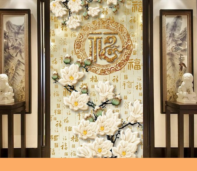 3D Lettres Gravure.Photo Papier Peint en Autocollant Murale Plafond Chambre Art