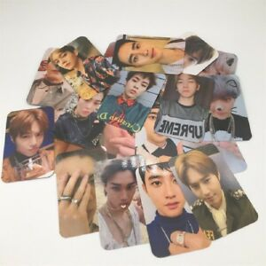 8-24Pcs-Kpop-EXO-5th-Album-Paper-Photo-Cards-My-Tempo-Autograph-Photocard-New