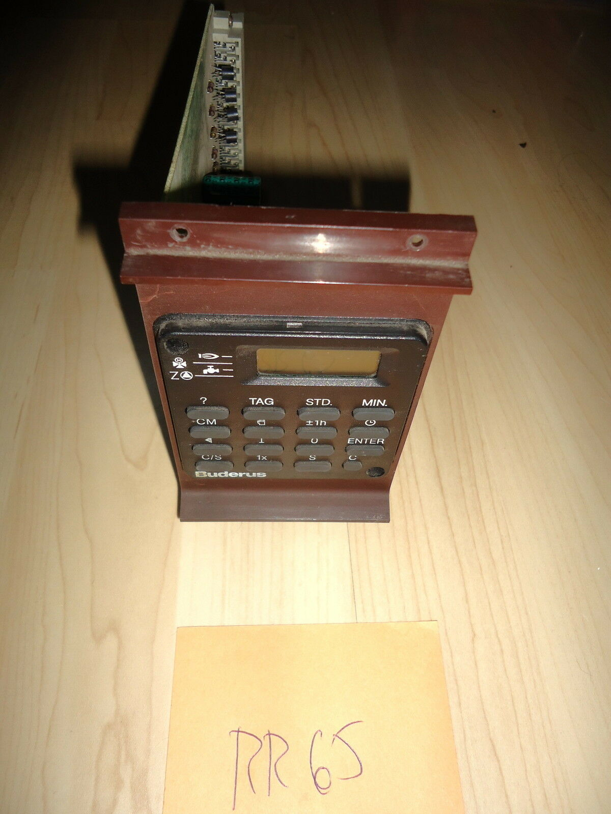 BUDERUS Schaltuhr Modul M007 M007 M007 Nr. RR65 4c85a5