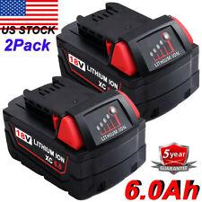 Milwaukee M18 REDLITHIUM XC5.0 Extended Capacity Battery Pack - 48-11-1850