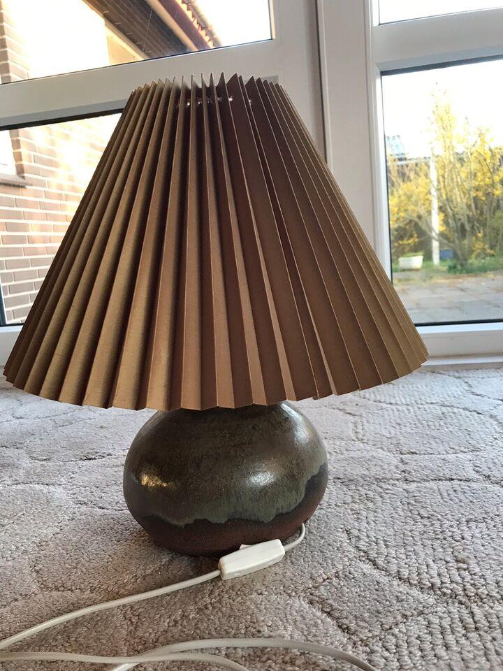 Anden bordlampe, Gerda Jensen