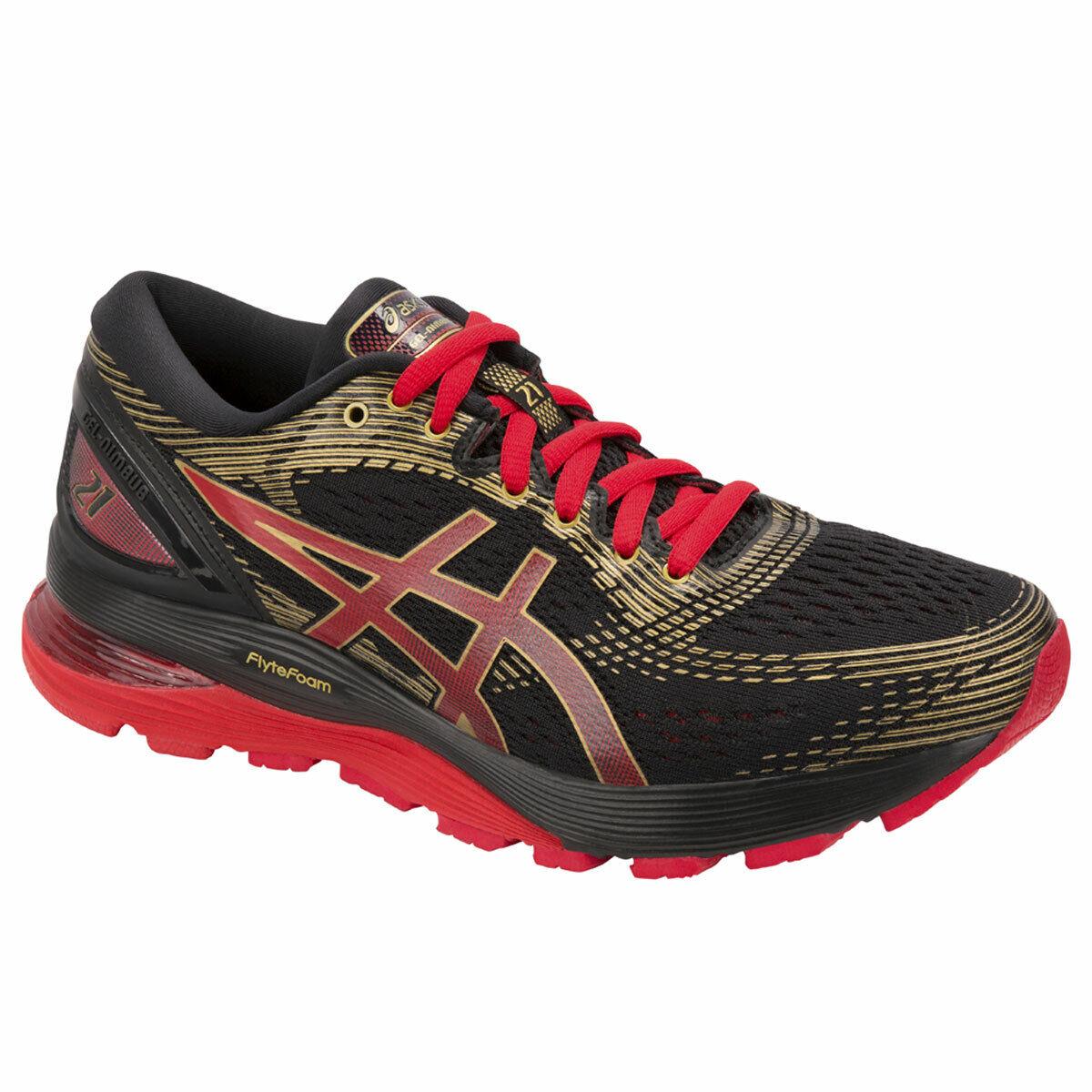 Asics GEL-Nimbus 21 Lady Laufschuhe   1012A235-001 Mehr Komfort für lange Läufe    eine breite Palette von Produkten