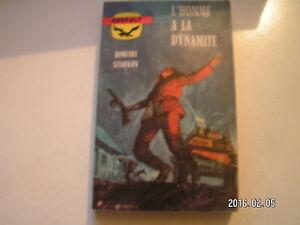 "** Gerfaut N°226 Dimitri Starkov "" L'homme à La Dynamite """