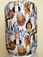 Wizard Of Oz Tin Man Lion 5 Gallon Water Cooler Bottle Cover Kitchen Decoration