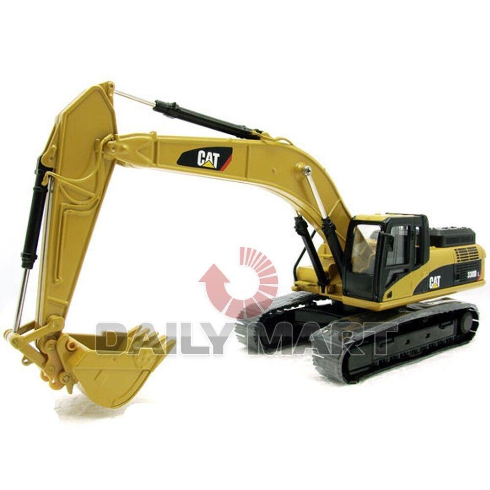 1 50 Norscot Cat Caterpillar 330D L Hidráulico Excavadora De Orugas De Hierro