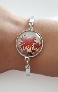 Bracelet-Emile-Galle-Nancy-fleur-chrysantheme-bijou-art-nouveau