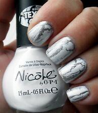 Nicole by OPI Textured Nail Polish #ni 380 White Texture