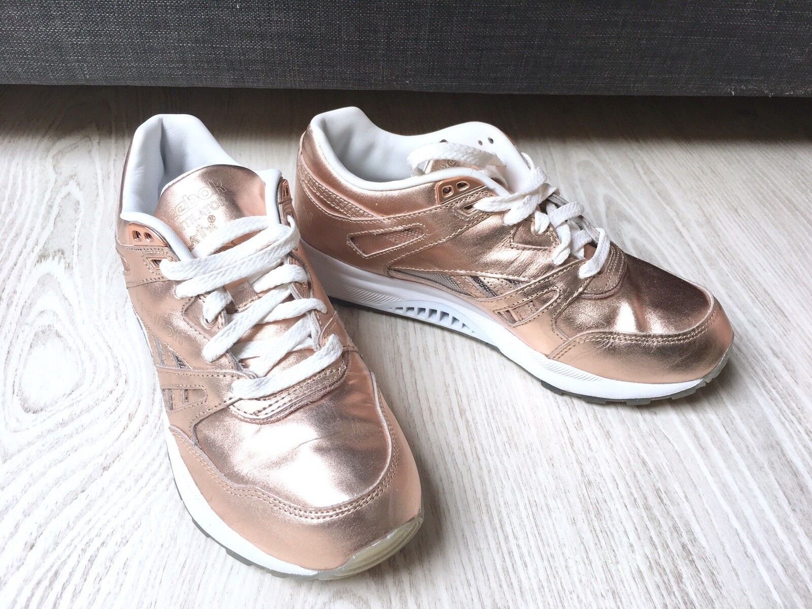 Reebok Ventilator Fruition Limited Edition Rar Roségold Kupfer 37 Limitiert