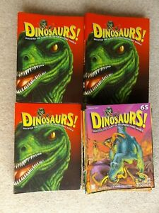 Dinosaurs-Magazine-1-65-Childrens-Kids-Educational-Science-Folders-Boys-Girls