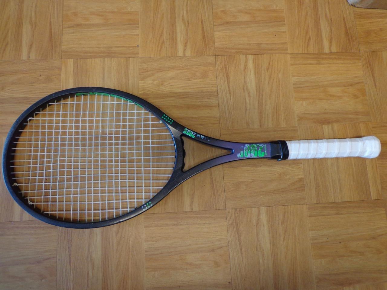 Dunlop MAX PRO 200G Midsize Stefi Graff McEnroe 4 1 2 grip Tennis Racquet