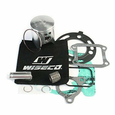 YAMAHA RD350 RD400 73-79 WISECO TOP END KIT PISTON 64 mm K129