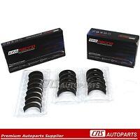 King Xp Race Main Rod Engine Bearing Set 00-09 Honda S2000 2.0l 2.2l F20c1 F22c1 on sale