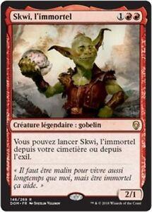 MTG-Magic-DOM-Squee-the-Immortal-Skwi-l-039-immortel-French-VF