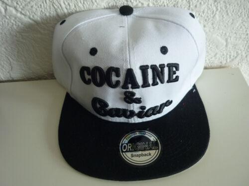 COCAIN /& CAVIAR,Baseballcap,Snapback Cap,VIP CLOUTHING,HIPHOP