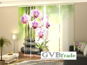 Window Treatments & Hardware Auf Maß Fotogardinen Blumen Schiebevorhang Schiebegardinen Vorhang Gardinen 3d