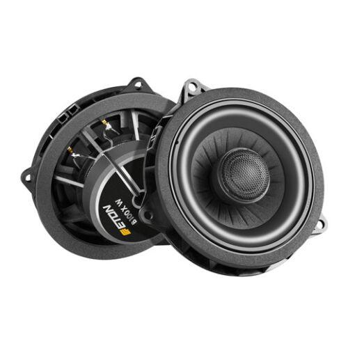 Eton b100xw 10 cm 2 Voies Coax Pour BMW plug and play Coaxial Haut-parleurs 1 paire