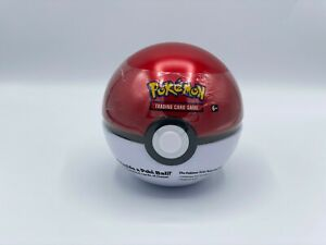 Sealed Pokemon Summer 2020 Poke Ball Tin 1 Coin POKE BALL 3 Boosters