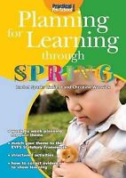 Planning for Learning Through Spring by Rachel Sparks Linfield (Paperback, 2008)