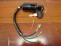 Honda Express50 (new Switch With 4 Wires)(3+1) Ignition Switch Nc50 / Na50 Urban