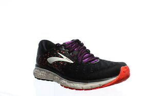 Brooks Womens Glycerin 17 Black Running Shoes Size 7 (Wide) (1009784)