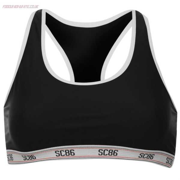 Aggressivo Nuovi Donna Marca Soulcal Stretch Stile Racer Indietro Top Taglia 8 Xs D335-33