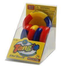 Tangle Jr. Classic Impulse Fidget ADD Autism Toy Puzzle Twisty Thing (1)