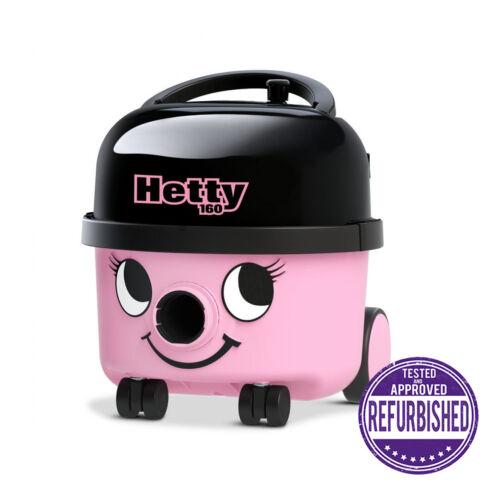 620w Eco Numatic Hetty HET160 Compact Hi-Power Cylinder Vacuum Cleaner